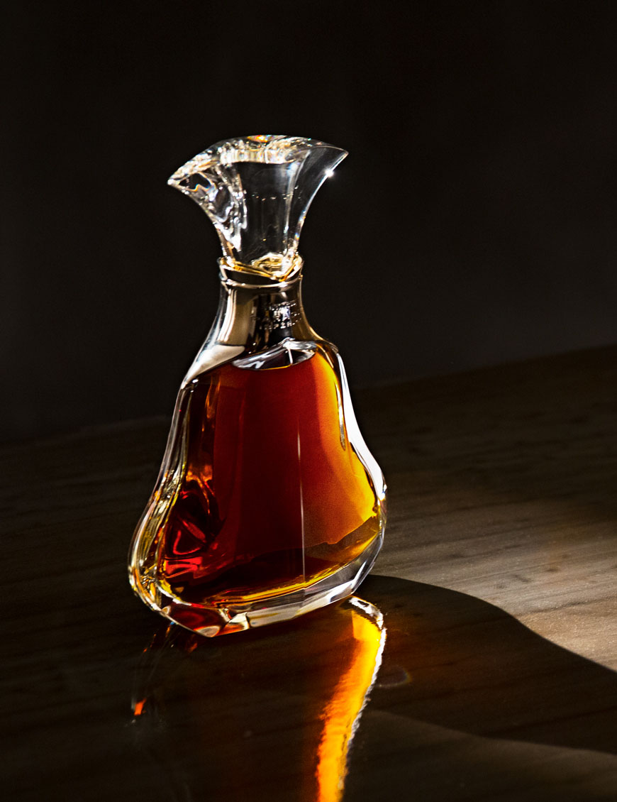 The best way to store and preserve the rare Hennessy Paradis Impérial cognac blend is to keep the bottle upright in the dark, at room temperature, or between 18 and 22 degrees Celsius.