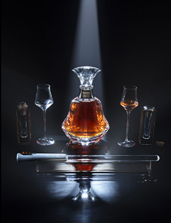 The jewel of the Hennessy collection