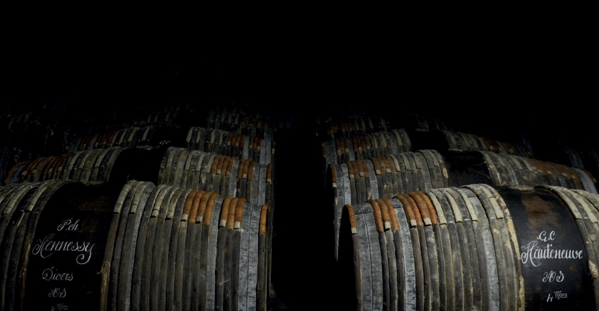 The eaux-de-vie that lie to age in oak barrels and dame-jeannes within the Founder's Cellar are the essence of Hennessy's greatest cognacs and most delicate flavors.